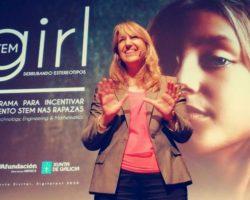 Montserrat Guardia de Alastria defende a vocación tecnolóxica femina