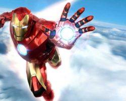 Iron Man VR chegará a PS4 o 28 de febreiro