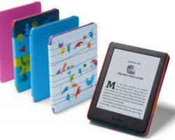 Amazon estrea unha versión infantil do seu lector de libros electrónicos