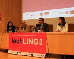Inaugúrase na UDC o Congreso Internacional techLING 2019