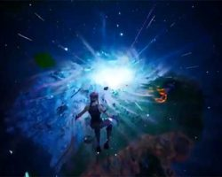 Fortnite experimenta a súa fin do mundo