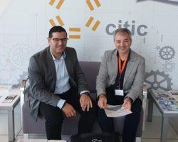 DomusVi e o CITIC fixan novas liñas de colaboración en envellecemento activo