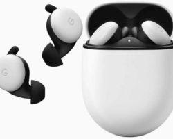 Google presenta auriculares sen fíos que non chegarán ao mercado até primavera
