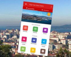 O Concello de Vigo, galardoado co Premio Ciudadanos pola aplicación Vigo