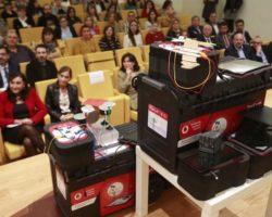 O proxecto Digicraft no teu cole desenvolverase en 50 centros educativos galegos