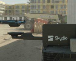 Presentan unha estación de carga para un dron autónomo compacto