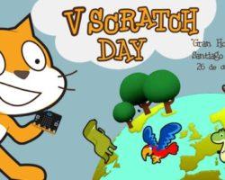 A rapazada galega ten unha cita coa programación divertida no quinto Scratch Day do CPETIG