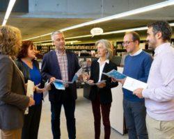 As bibliotecas celebran en novembro o mes da ciencia e as tecnoloxías en galego