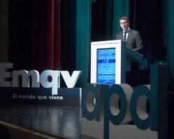 As tecnoloxías que cambiarán o mundo centraron un novo encontro de APD en Santiago