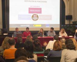 Un centenar de persoas encheu a Deputación de Pontevedra para avanzar en empregabilidade