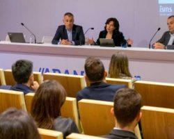 Mar Pereira destaca as capacidades de Galicia para estar na liga dixital europea