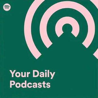 Spotify comeza a realizar listaxes de podcasts recomendados