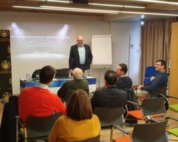 O ICOIIG celebrou unha nova xornada sobre tecnoloxías transformadoras