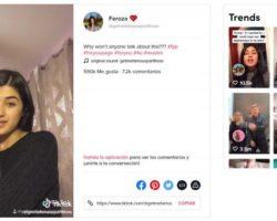TikTok descúlpase censurar un vídeo no que se criticaba a China