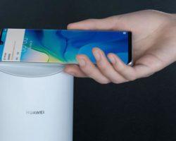Huawei estrea un router ao que podemos conectarnos usando NFC