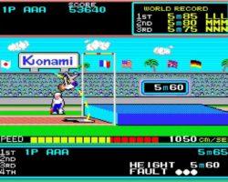 O clásico Hyper Sports chega a Nintendo Switch