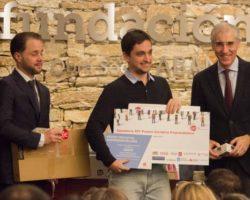 A innovación tecnolóxica volveu deixar pegada na nova edición dos premios AJE Vigo